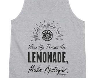 Boy Bye tank - otr ii world tour - Lemonade - Summer Concert Apparel - Run - Funny - Karma - bonnie n' clyde -  Classic tank top (unisex)