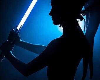 Star Wars Jedi Twilek Print A4