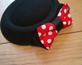 Hat PIN or wedding, interchangeable bow
