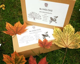 Be Wild Child Nature Boxes 3 Month Subscription