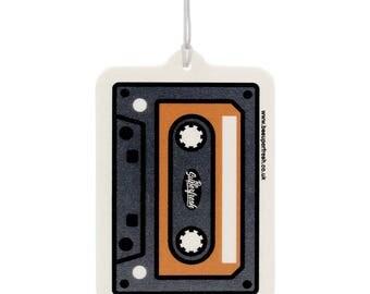 Car Freshener - Cassette Tape