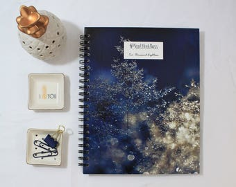 Personal Weekly Planner-2018 Planner-Personal Organizer-Custom Planner-Custom Gift-12 Month Choose Your Start Month-Personalized Planner