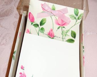 Vintage Hallmark Blank Notes w/ Sachet