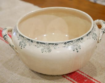 lovely old French tureen