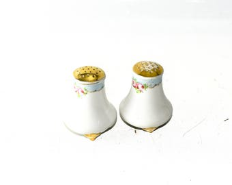 Nippon Ceramic Salt and Pepper Shakers
