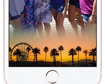 Bachelorette Party Snapchat Geofilter #5
