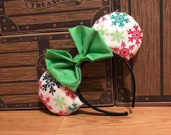 Christmas Mouse Ears