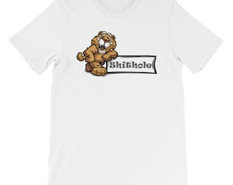 Mens Shi*hole Shirt