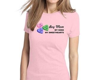 BOY MOM T-Shirts