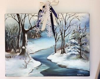 Decoration, Christmas picture