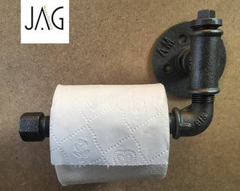 Industrial toilet paper dispenser