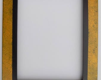 Original Hand Painted & Hand Crafted 11X14 Picture Frame