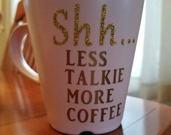 Shh...  Coffee Mug