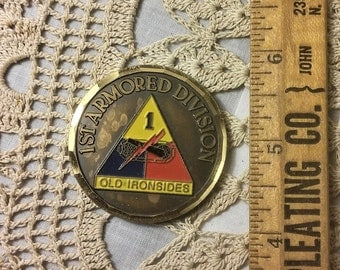 1st Armored Division, Old Ironsides, Iron Soldier, Professional Excellence Medallion