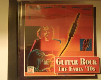 Guitar Rock:   The Early '70s   CD