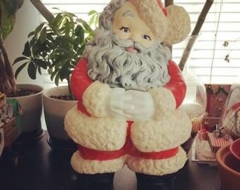 Santa Claus Christmas decoration.
