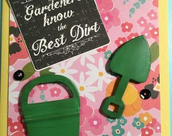 Gardeners Greeting Cards