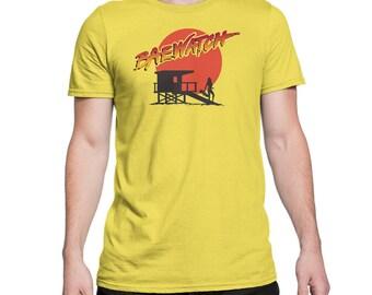Baewatch Shirt Funny Life Guard Tee