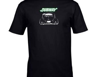 VW Beetle Dubway T Shirt