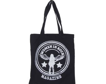 Women in Rock Tote Bag