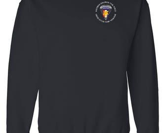 Southern European Task Force (SETAF) Embroidered Sweatshirt-6312