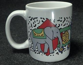 Circus Circus Mug