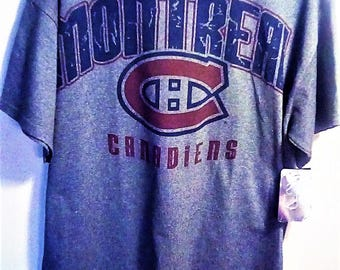NWT Montreal Canadiens shirt size XL by Levelwear