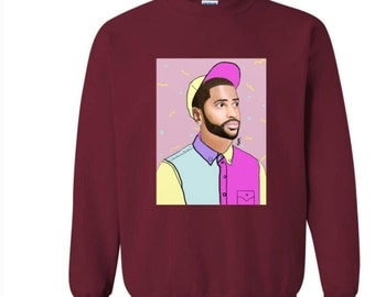 Big Sean Crewneck Sweatshirt