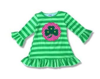 ST Patty's Clover Dress