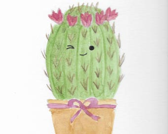 Cacti Pun Greeting Card Set
