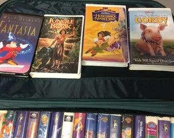 Original Disney VHS in Englischer Sprache