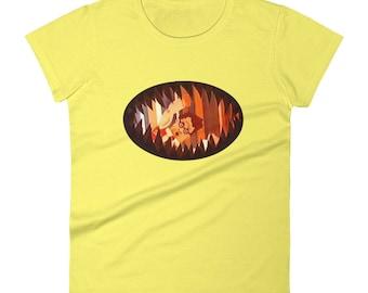 FINKLE Women's short sleeve t-shirt