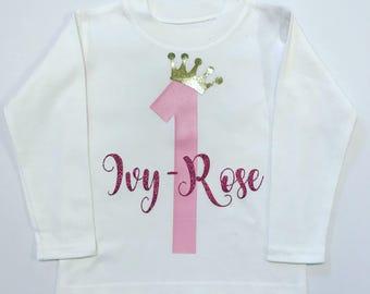 Birthday t-shirt -