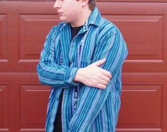 VINTAGE Extravagant Woven Shirt