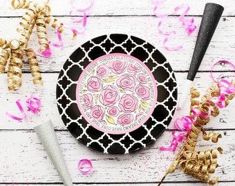 Congratulations Ceramic Gift Plate