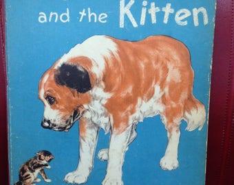 Major and the Kitten by Helen Hoke