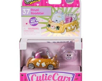 Cutie Cars- Royal roadster 37