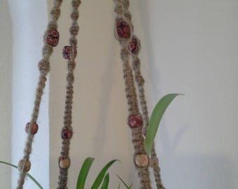 Handmade Macramé Plant Hanger