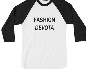 Fashion Devota Unisex Raglan