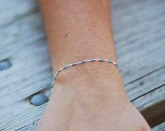 Bella Bracelet, Silver, Single