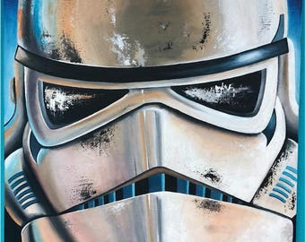 Star Wars. Stormtrooper. Would you join the Empire?