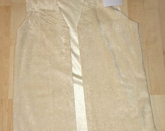 Hand made tailored vest