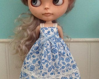 Sun Dress for Blythe - Liberty Tana Lawn Maxidress #2