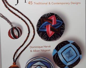 Japanese Temari, weaving balls, book, weaving, threadsthrutime,