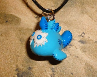 Legend of Zelda - Sand Seal Plushie Necklace - Breath of the Wild Charm