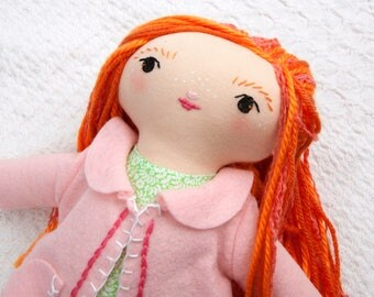 Ginger Darling Doll
