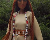 Vintage Mint Cher Doll w/Cherokee Outfit by Mego 1975