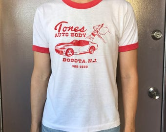 Tones Auto Body Ringer T