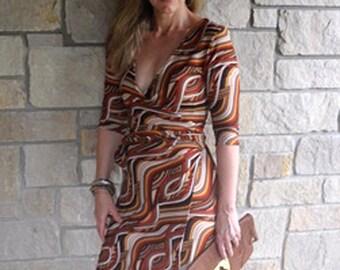 Amy Dress, dress, wrap dress, diane von furstenberg dress, diane von furstenberg, pucci, pucci dress