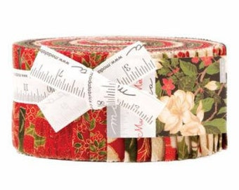 Magnolia Metallics Jelly Roll
